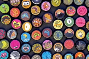 Badges - free image from https://pixabay.com/en/botswana-africa-bottle-caps-badges-970274/